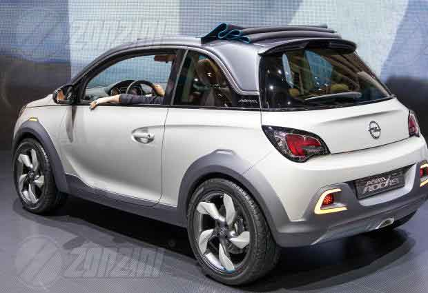 opel adam rocks interauto zonzini interauto zonzini. Black Bedroom Furniture Sets. Home Design Ideas